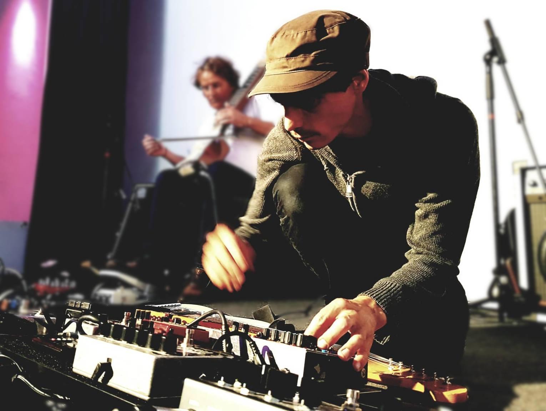 Noise Artist Mathieu Sylvestre