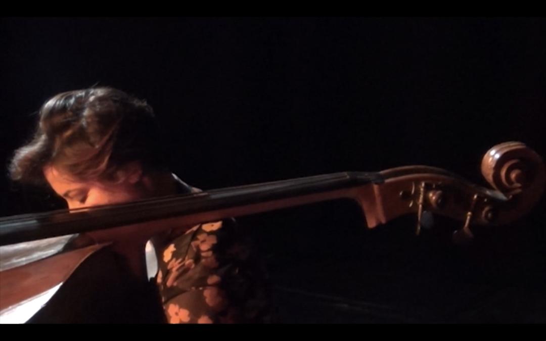 Musician Marion Ruault