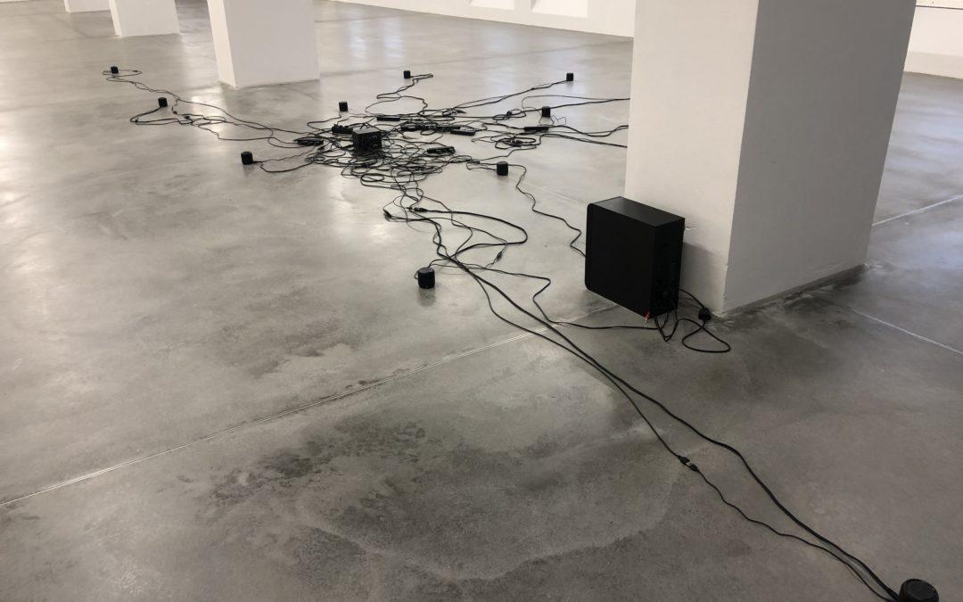 Sound Artist Jens-Uwe Dyffort