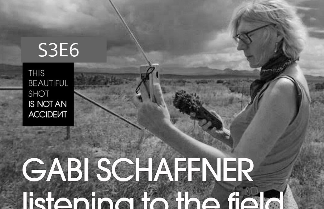 Radio Producer Gabi Schaffner